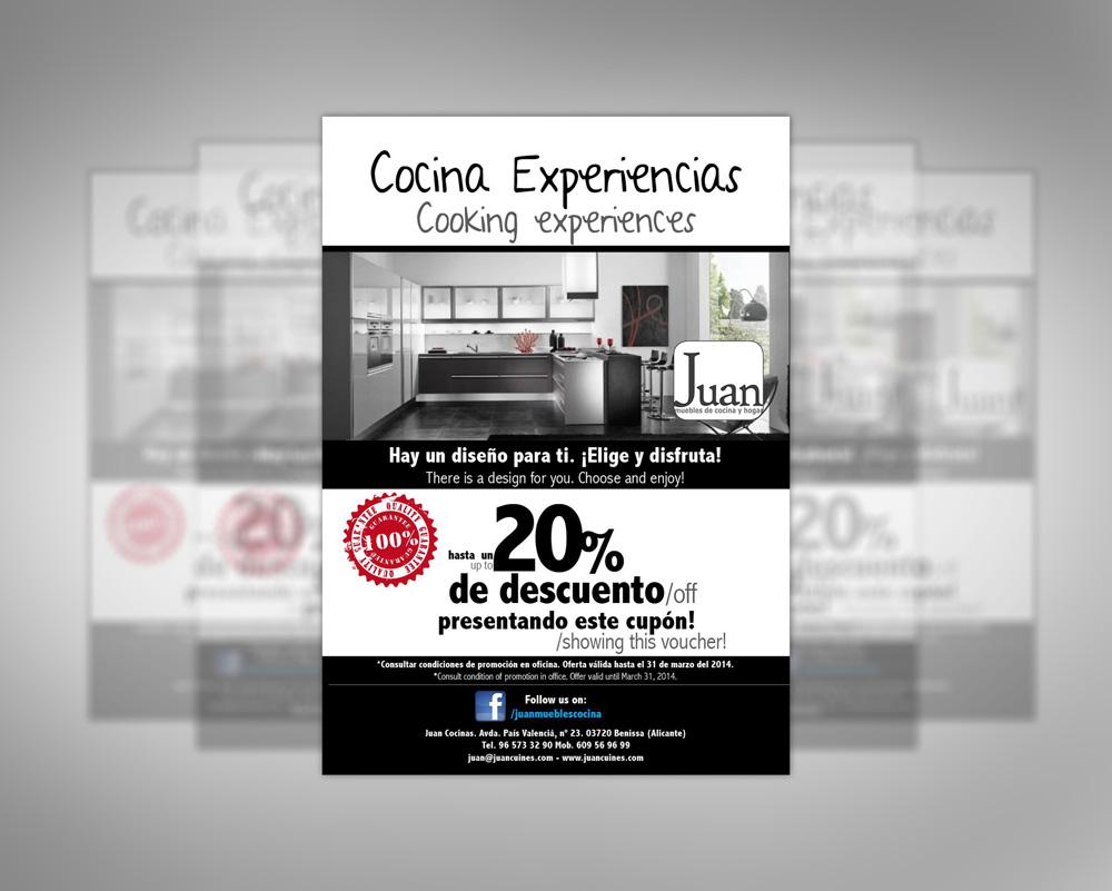 JUAN MUEBLES DE COCINA Y HOGAR - El Calaix Groc Diseño Gráfico