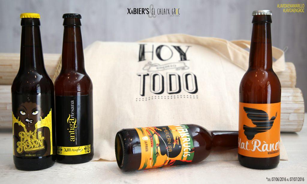 pack-cerveses-artesanes-xabiers-bossa-tela-eco-un-any-elcalaixgroc-estudicreatiu-dissenygrafic-benissa-marinaalta-alacant-estiu-lavidaencolorgroc