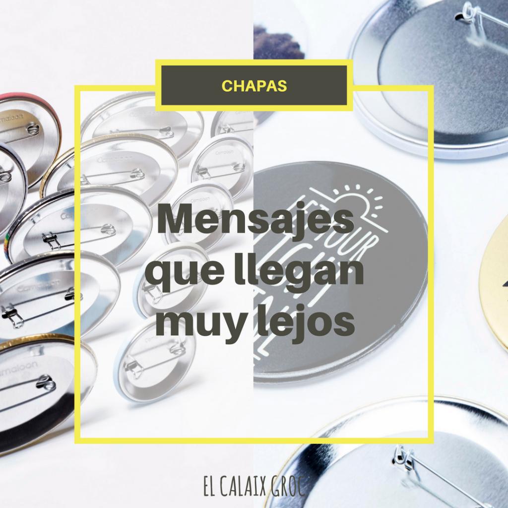 CHAPAS personalizadas benissa elcalaixgroc estudicreatiu diseñografico empresa publicidad - PRODUCTOS PARA IMPRESIONAR