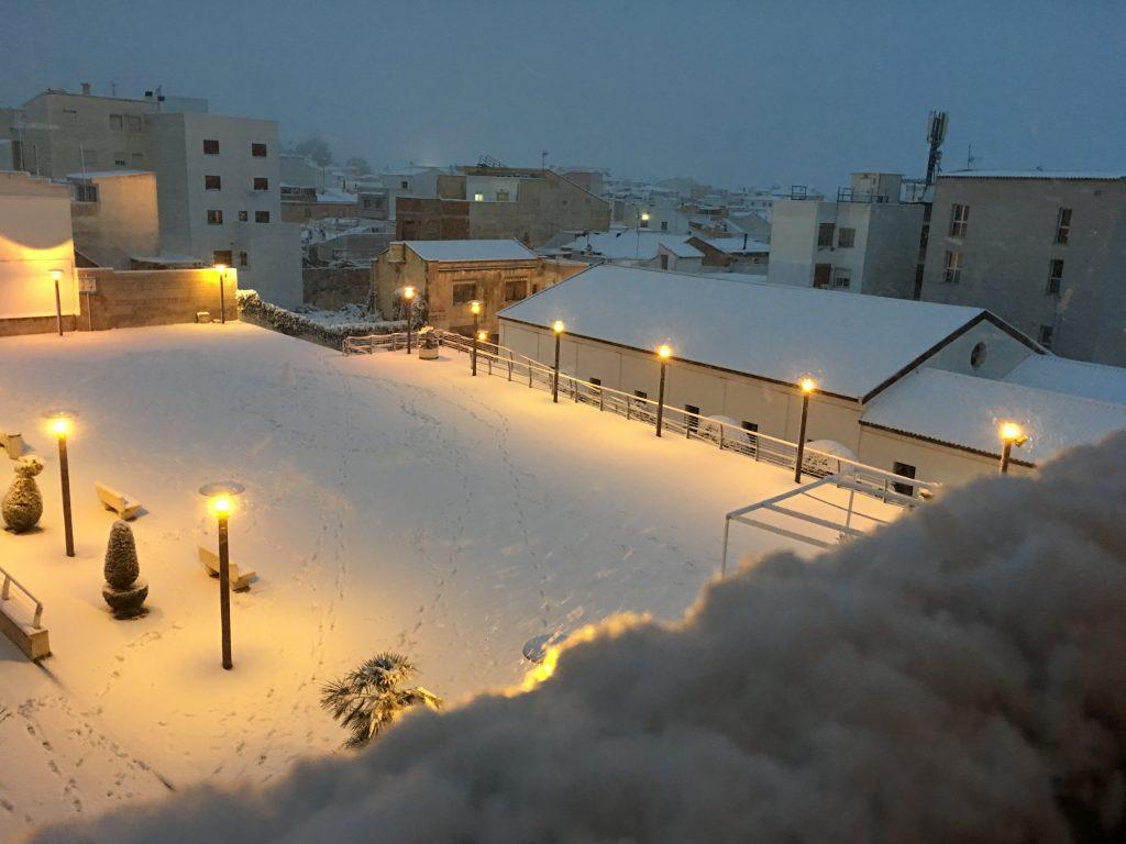 IMG 4014 1024x768 - La nieve en Benissa