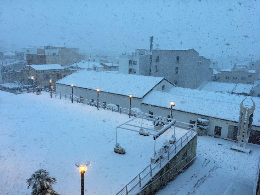 IMG 4035 1024x768 - La nieve en Benissa